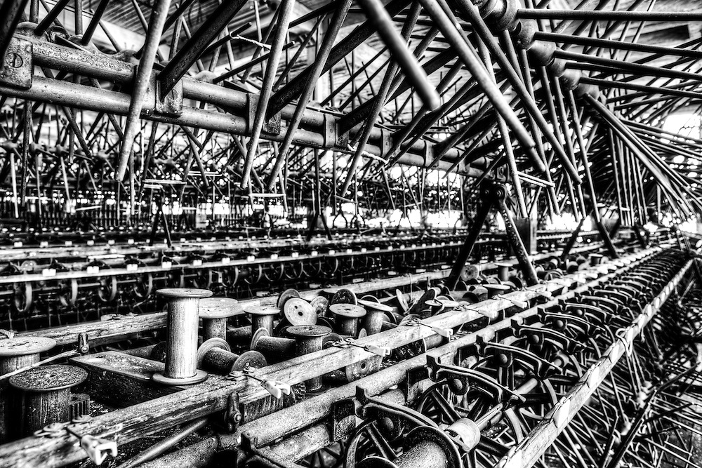 Lonaconing Silk Mill silk manufacturing