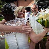 Celebracion del matrimonio entre Guido Alejandro Hurtado Grooscors y Gabriela Alejandra Rivas Klein. Caracas, 06 Jul. 2013 (ivan gonzalez)