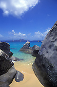 Image of The Baths on Virgin Gorda, British Virgin Islands, Caribbean