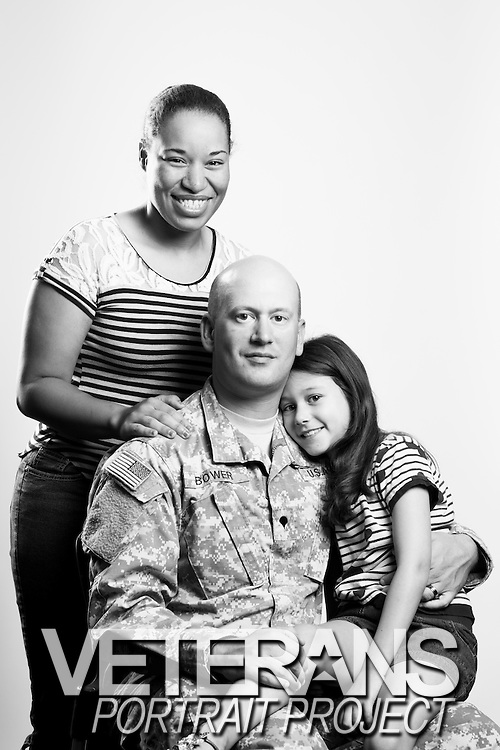 Tashala Bower<br /> Army<br /> E-4<br /> Supply Specialist<br /> Sept. 2005 - Sept. 2013<br /> <br /> Veterans Portrait Project<br /> Clarksville, TN
