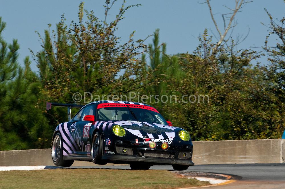 #88 Velox Motorsports Porsche 911 GT3 Cup: Shane Lewis, Jerry Vento