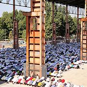 Eid ul Fitr prayers in Turin