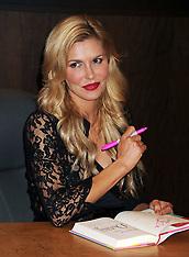 FEB 19 2014 Brandi Glanville Book Signing