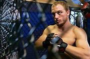 Mixed martial arts fighter Anthony Goodwin.SCOTT MORGAN | ROCKFORD REGISTER STAR