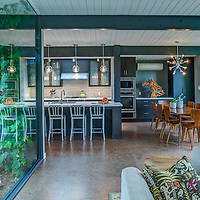Kitchen remodel in a Marin Eichler