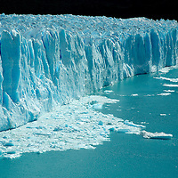 The popular Perito Moreno Glacier, Argentina