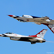 USAF Thunderbirds; air show; 2011; capital air show; jets; military; f-16