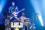 A Day To Remember performs the first of two sold out shows at Nokia Theater Times Square, NYC. April 9,  2010. Copyright © 2010 Chris Owyoung. All Rights Reserved.
