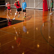 Intramural Sports: Flag Football, Indoor Volleyball and Basketball