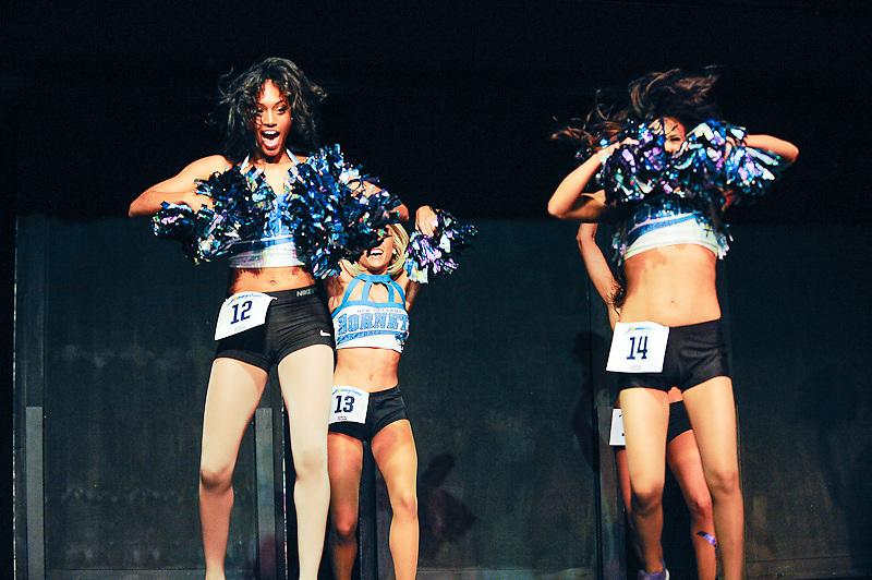 2012 - 2013 New Orleans Hornets Honeybees Finals
