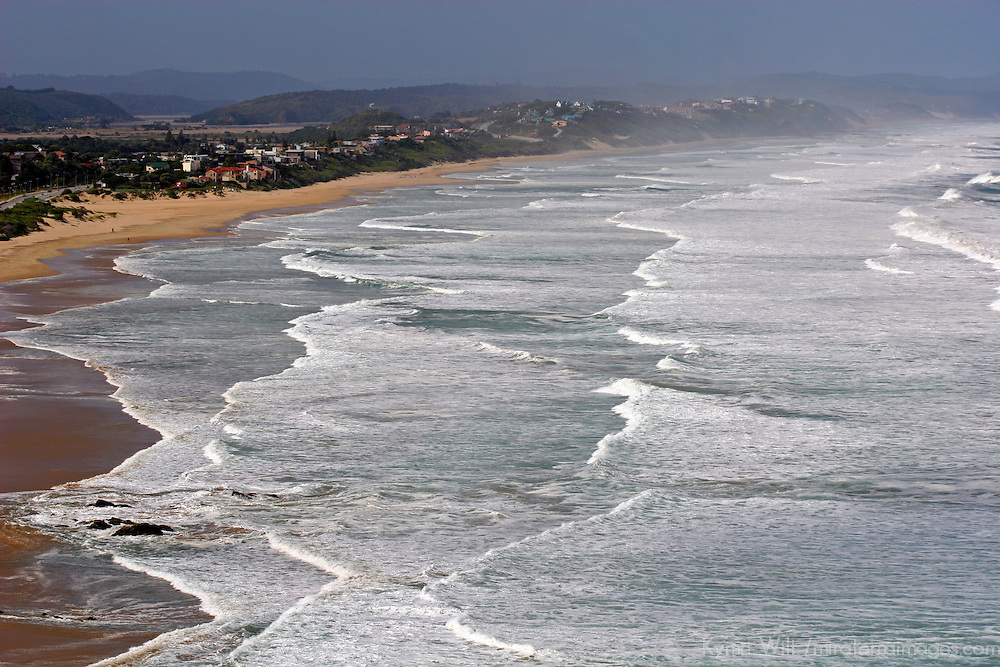 Africa, South Africa, Wilderness. View of Wilderness Beach along Garden Route, South Africa.