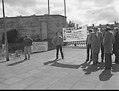1984 - President Reagan Visit (Protest)
