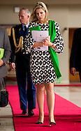 18-11-2015 DHAKA Queen Máxima during Roundtable with the Banking Sector in the  Pan Pacific Sonargaon Hotel .Queen Máxima visits at the invitation of Bangladesh and as a special advocate of the Secretary-General of the United Nations for inclusive finance for development. COPYRIGHT ROBIN UTRECHT