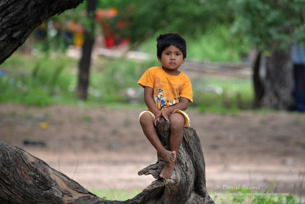 Guarani Boy