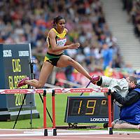 women's 400m hurdles