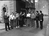 1981 - Comhaltas Ceoltóirí Éireann Tour.  (N66).