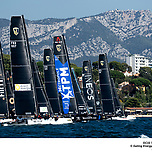 GC32 TPM Med Cup Toulon, France.  Pedro Martinez / GC32 Racing Tour. 13 October, 2018.<span>Sailing Energy / GC32 Sailing Tour</span>