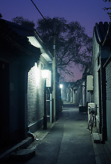 Images of Beijing hutongs