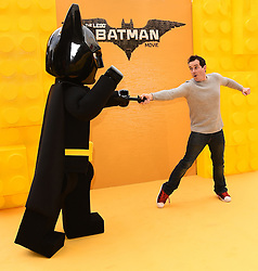 The Lego Batman Movie Special Screening at Cineworld, Leicester Square, London on Saturday 28 January 2017