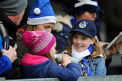 Bristol Rovers fans - Mandatory byline: Dougie Allward/JMP - 07966 386802 - 28/12/2015 - FOOTBALL - Memorial Stadium - Bristol, England - Bristol Rovers v Leyton Orient - Sky Bet League Two