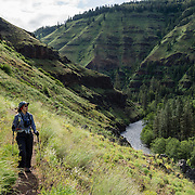 Oregon: East: Wenaha River Trail