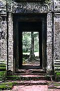 A temple in Siem Reap, Cambodia.
