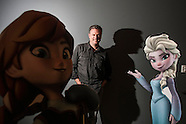 Scott Humphries, designer in Disney Studios.