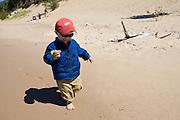 2010 Sauger, Maas and Scofield families camping trip in Michigan's Upper Peninsula.