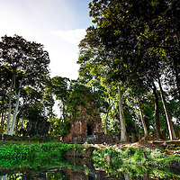 The temples of Koh Ker