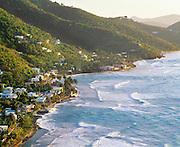 6202-1011 ~ Copyright:  George H. H. Huey ~ Great Carrot Bay, Tortola Island.  The Caribbean Sea.  British Virgin Islands.