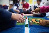 Rose Elementary School's Transitional Kindergarten Class