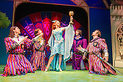 Lovingly ripped off from the classic film comedy Monty Python and the Holy Grail, Spamalot is making a triumphant return to the London West End, at the Harold Pinter Theatre. Featuring Jon Culshaw as King Arthur, Marcus Brigstock as Sir Lancelot, Bonnie Langford as The Lady of the Lake and Todd Carty as Patsy.
