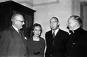 1963 - Reception for Course for Rural Amateur Drama Producers