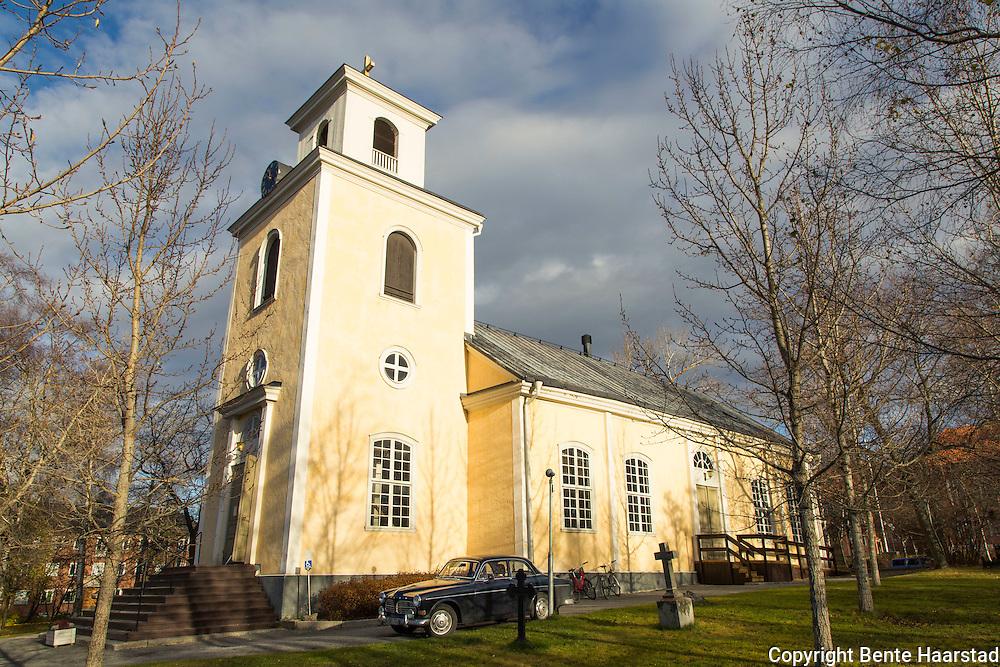Gamla kyrkan i Østersund. Byen ble grunnlagt i 1786, og det ble satt opp et provisorisk gudstjenestelokale. I 1834 begynte man å bygge denne kikren. Byggearbeidet tok 12 år, og kirken ble vigslet på nyttårsdagen i 1846 av hovpredikant Olof Dillner, med cirka 500 personer tilstede. Allerede 10 år etter innvielsen, så begynte kirken å bli for liten. Östersunds gamla kyrka tilhører Svenska kyrkan og ligger centralt i Östersund och ungefär 800 meter norr om Stora kyrkan. Kyrkan tillhör Östersunds församling i Härnösands stift.