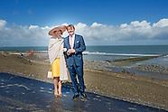 Koning en Koningin brengen streekbezoek aan Zeeuws Vlaanderen