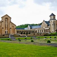 Orval Abbey, Belgium Travel Stock Photos