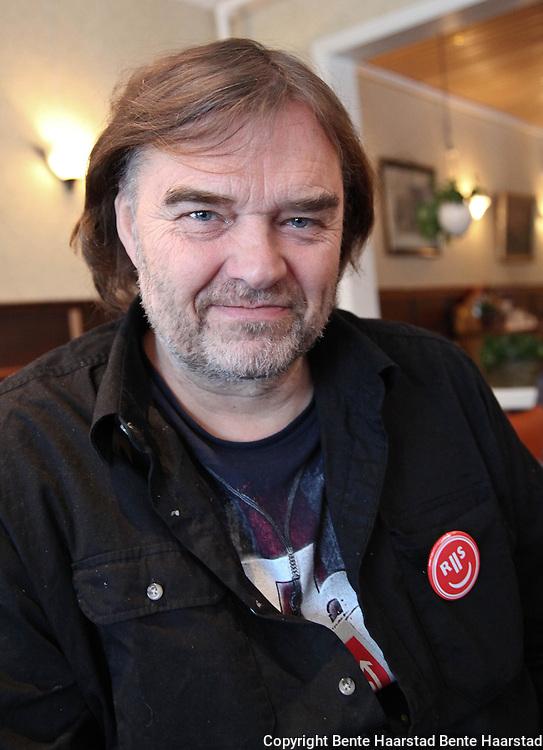Frithjof Riis, konsernsjef, Riis-Gruppen AS, Trondheim.