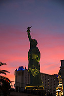 Statue of LIberty at New New New York Casino, Las Vegas, Nevada