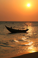 Although in recent years Mui Ne has become a popular beach resort town near Saigon, its original claim to fame has always been abundant fishing, producing some of Vietnam's best fish sauce or nuoc mam.