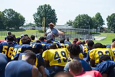 2016 A&T Football Fall Preseason Camp