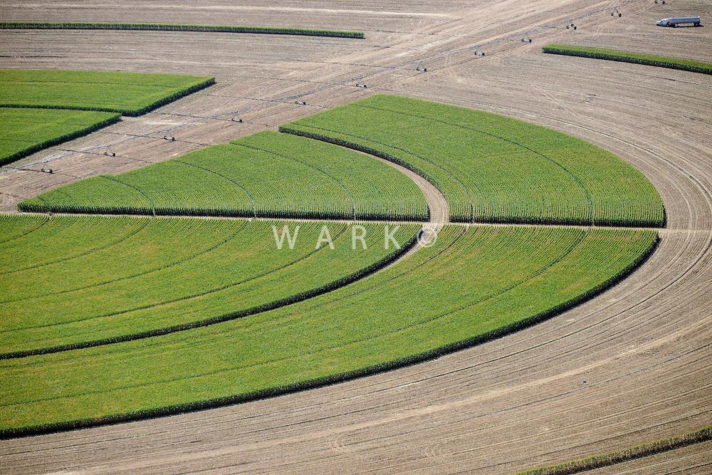 Farmland near Amarillo, Texas.  Sept 2013. 84055