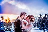 Chelsea & Steve's blizzard wedding