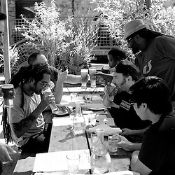 Lunch at Hopmonk Restaurant
