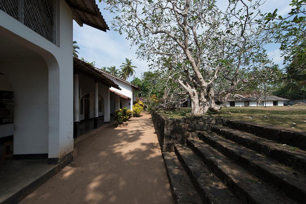 The Bentota Tourist Village<br /> Bentota, Sri Lanka - 1967&mdash;1969<br /> Geoffrey Bawa