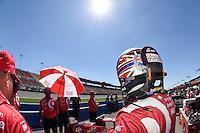 Scott Dixon, Auto Club Speedway, Fontana, CA USA 8/30/2014