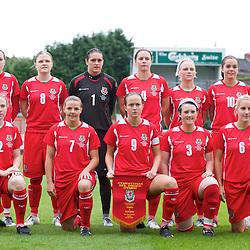 090823 Wales Women v Slovenia