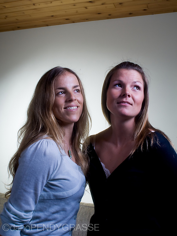 Victoria Jealouse and Annie Boulanger