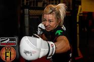 Alice at Impact Combat & Fitness