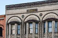 Butte, Montana, Ivanhoe Building, East Park Street, uptown, built 1905