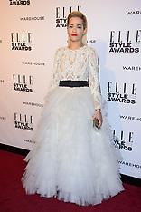 FEB 18 2014 ELLE Style Awards 2014